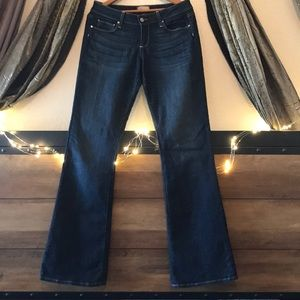 👖Paige Jeans👖Canyon Boot Size 29